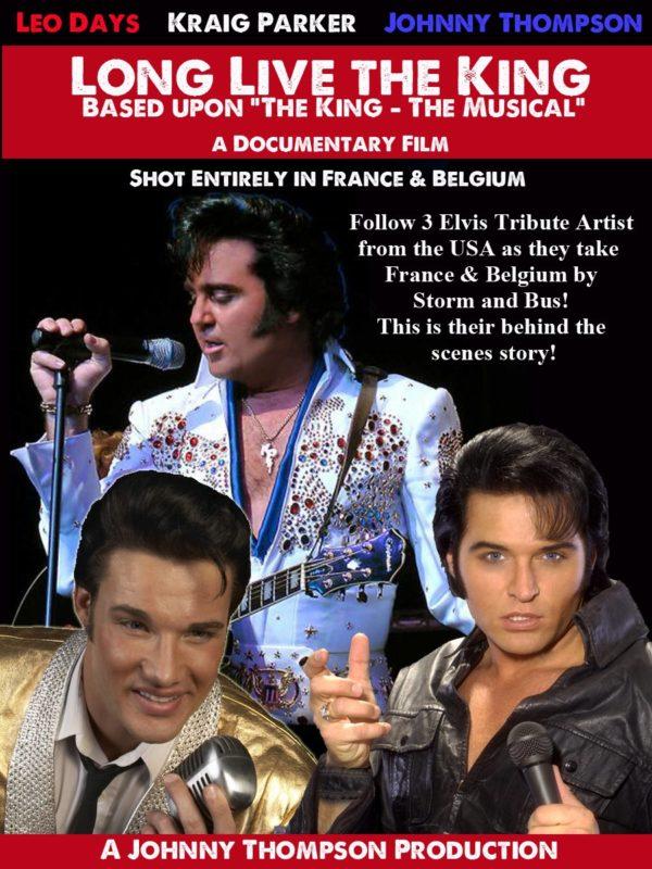 Elvis Elvis Elvis - Elvis Impersonators Show and Movie