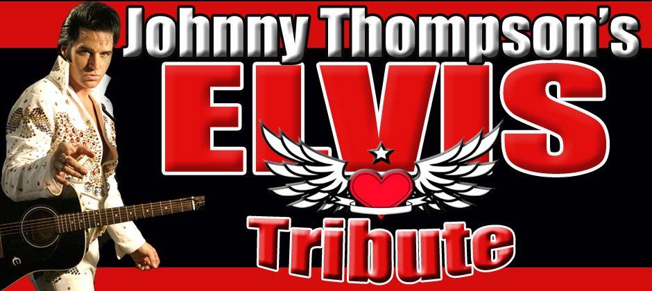 Elvis Impersonator - Johnny Thompson