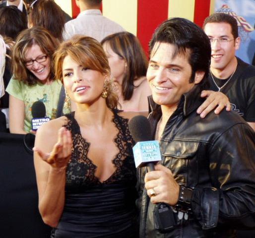 Official Elvis Impersonator of MTV