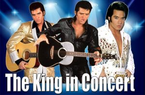 Elvis Impersonator and Elvis Tribute Artist from Las Vegas Johnny Thompson
