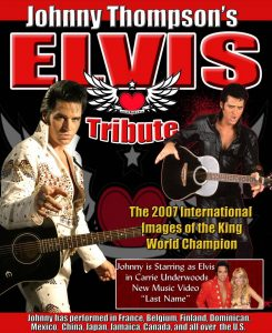 Elvis Impersonator and Elvis Tribute Artist from Las Vegas