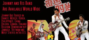 Elvis Tribute Artist Johnny Thompson