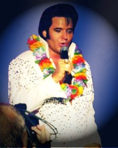 World Champion Elvis Impersonator Johnny Thompson