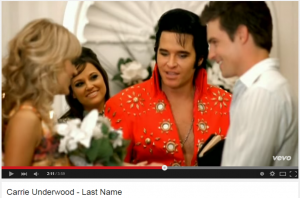 Elvis Tribute Artist Carrie Underwood Last Name Elvis Impersonator