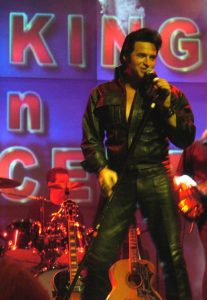 King in Concert Elvis Impersonator